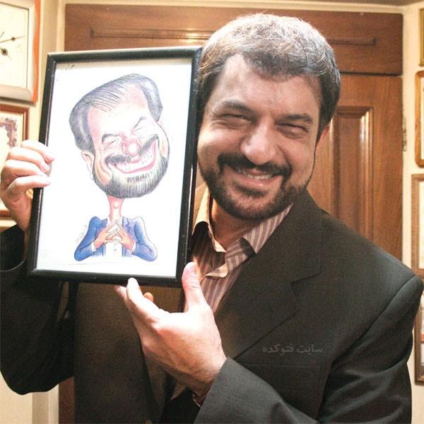 بیوگرافی محمود شهریاری مجری تلویزیون + عکس های شخصی