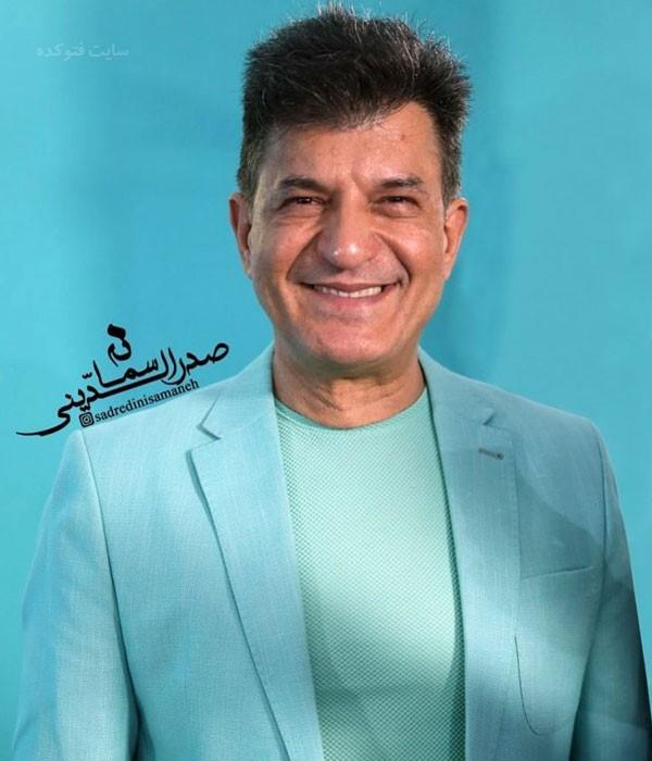 عکس های محمود شهریاری مجری جنجالی تلویزیون و رادیو