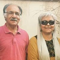بیوگرافی محمود جعفری و همسرش طیبه میامی + زندگی شخصی