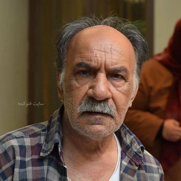 محمود جعفری بازیگر + بیوگرافی کامل