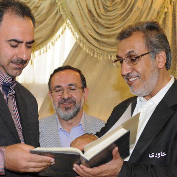 بیوگرافی محمودرضا خاوری و خانواده اش + ناگفته های فرار