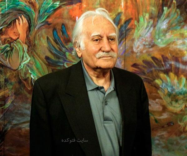 عکس و بیوگرافی محمود فرشچیان نقاش