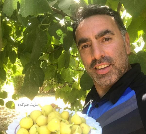 بیوگرافی محمود فکری