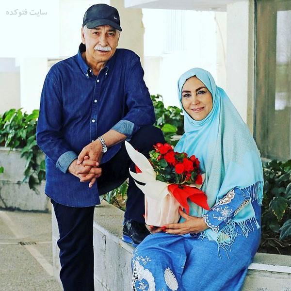 بیوگرافی محمود پاک نیت و همسرش + عکس های شخصی