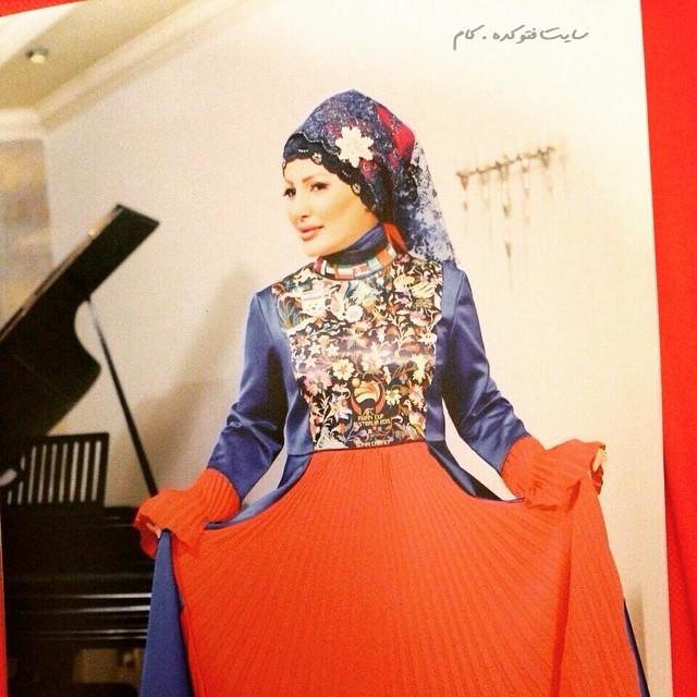 عکس مهناز آرمین طراح لباس المپیک 2016 کاروان ایران,اینستاگرام مهناز آرمین
