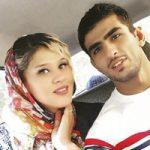 مهسا جاور و همسرش محسن محمد سیفی + بیوگرافی کامل