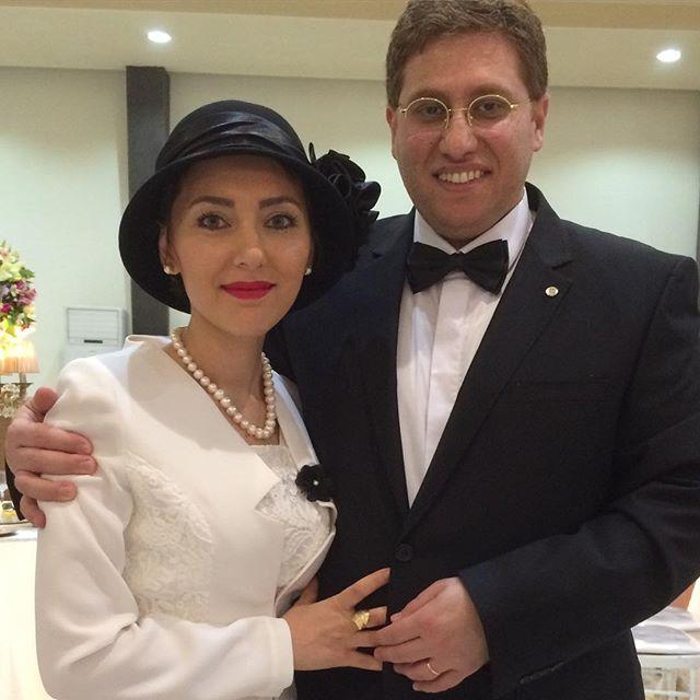 عکس مهسا کرامتی و همسرش راما قویدل + بیوگرافی کامل