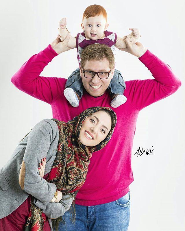 عکس خانوادگی مهسا کرامتی + زندگینامه کامل