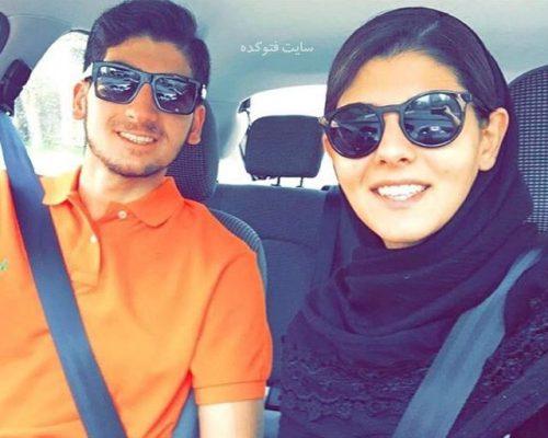 عکس مهسا طهماسبی و برادرش + زندگینامه کامل