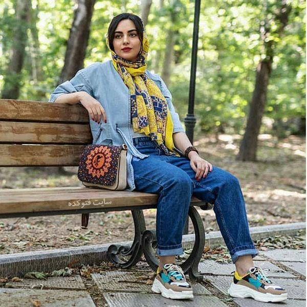 عکس جدید و خفن مهشید جوادی (Mahshid Javadi) بازیگر زن