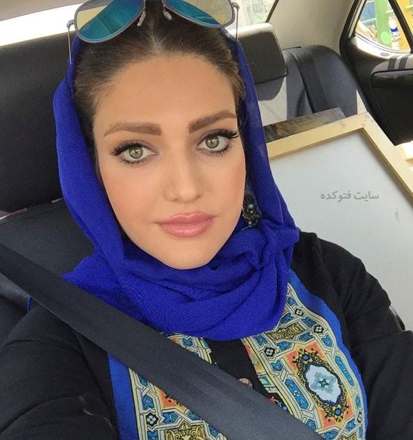 عکس و بیوگرافی مهشید مرندی