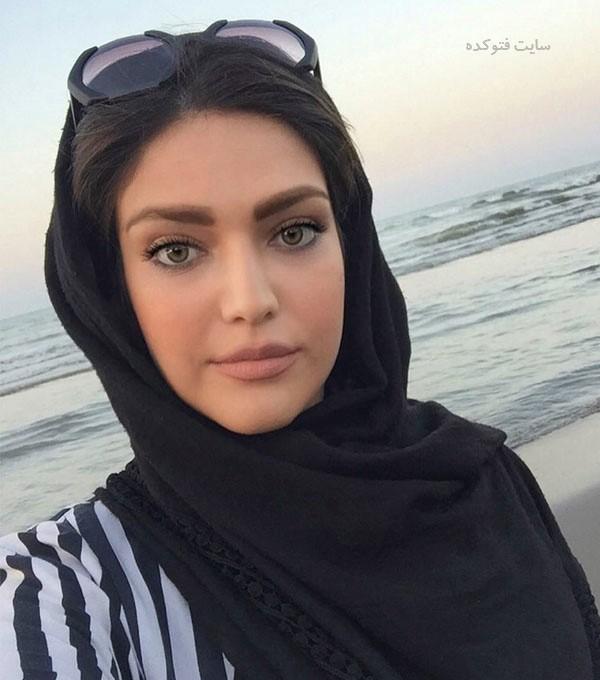 بیوگرافی مهشید مرندی بازیگر سریال کوبار