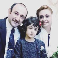 هدایت هاشمی و همسرش مهشید ناصری + بیوگرافی کامل