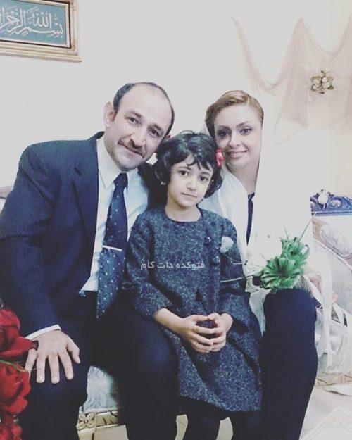 عکس مهشید ناصری همسر جدید هدایت هاشمی