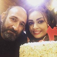 بیوگرافی مهشید ناصری و همسرش هدایت هاشمی + عکس ها