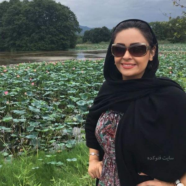 بیوگرافی مهشید ناصری بازیگر زن + عکس های شخصی