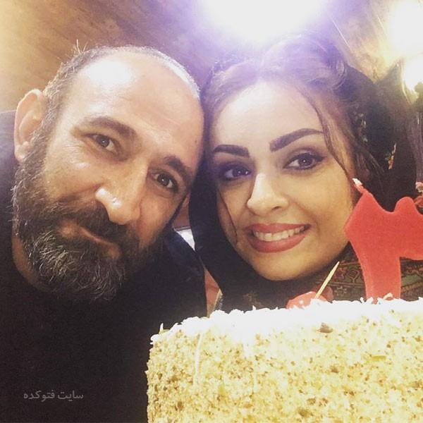 بیوگرافی مهشید ناصری و همسرش هدایت هاشمی