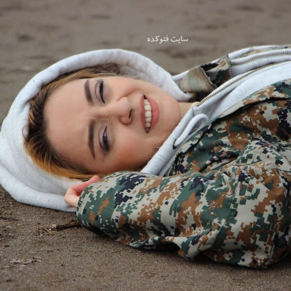 بیوگرافی مهتاب اکبری بازیگر نقش سوگند سریال لحظه گرگ و میش