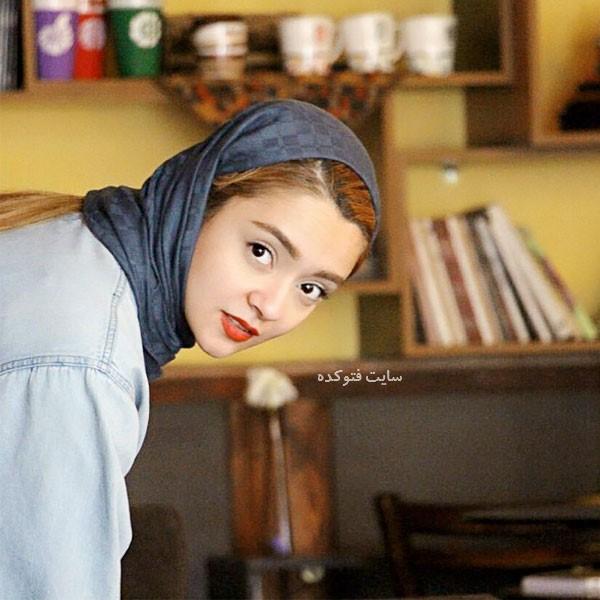 بازیگران لحظه گرگ و میش مهتاب اکبری در نقش سوگند