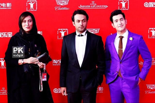 عکس های مهتاب کرامتی در چین,عکس خفن مهتاب کرامتی بازیگر زن ایرانی در جشنواره شانگاهی چین,عکس مهتاب کرامتی در فستیوال فیلم چین,تصاویر خفن دیده نشده کرامتی