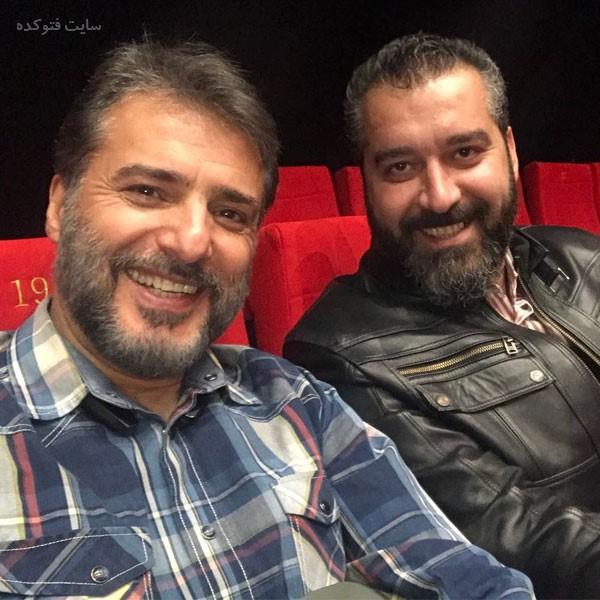 عکس های مجید اکبری زنجانی و سید جواد هاشمی
