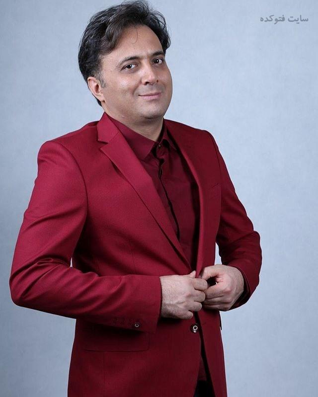 عکس های مجید اخشابی خواننده و داستان ازدواج و همسرش