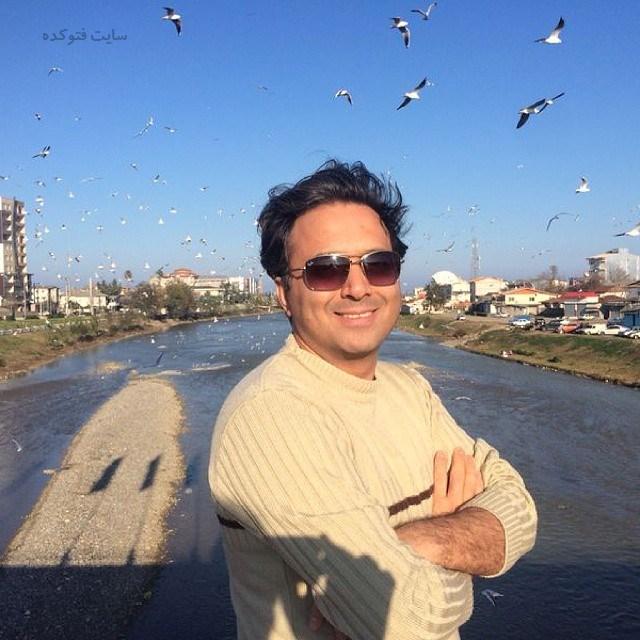 عکس مجید اخشابی + زندگی شخصی و خانوادگی اش