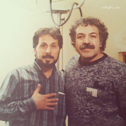 عکس مجید قناد و رسول نجفیان + بیوگرافی کامل