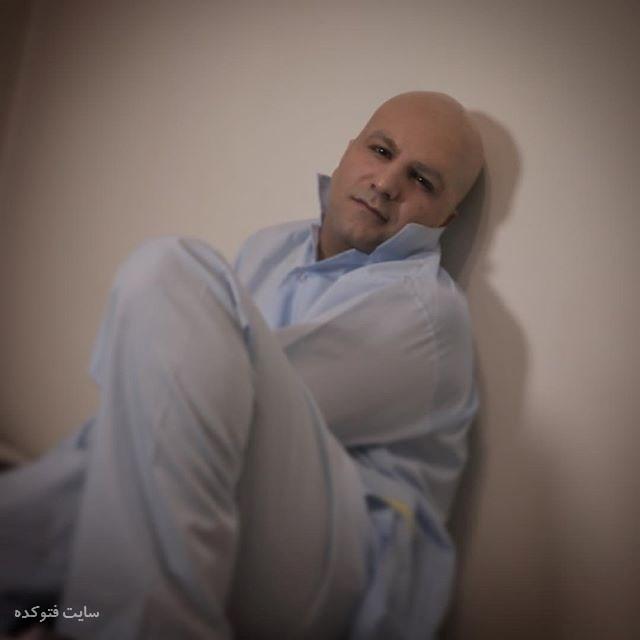 عکس و ماجرای سرطان مجید خراطها
