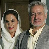 بیوگرافی مجید مشیری و همسرش نازی + عکس خانواده