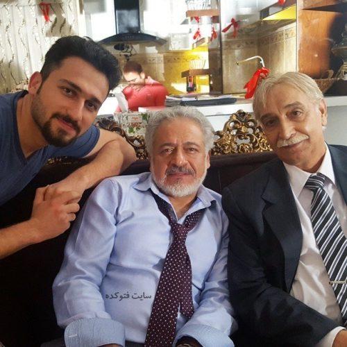 عکس های مجید مشیری + خانواده و بیوگرافی کامل