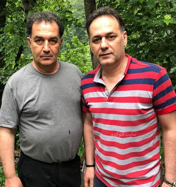 Majid Namjoo-Motlagh و برادرش
