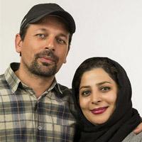 مجید پتکی و همسرش + زندگی شخصی و هنری