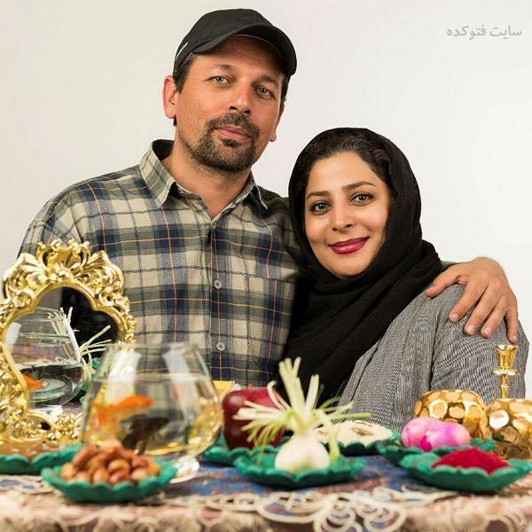 مجید پتکی و همسرش + بیوگرافی کامل و زندگی شخصی