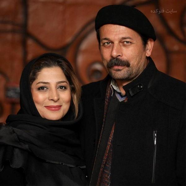 همسر مجید پتکی کیست + عکس جدید لو رفته