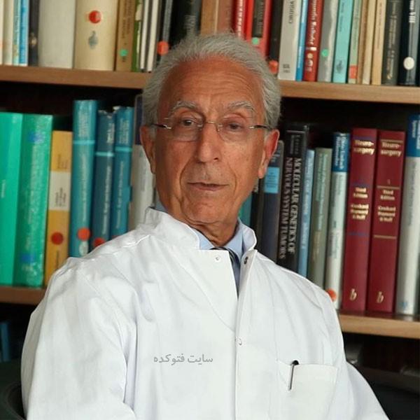 Majid Samii پزشک و جراح مغز و اعصاب مشهور ایرانی در جهانی