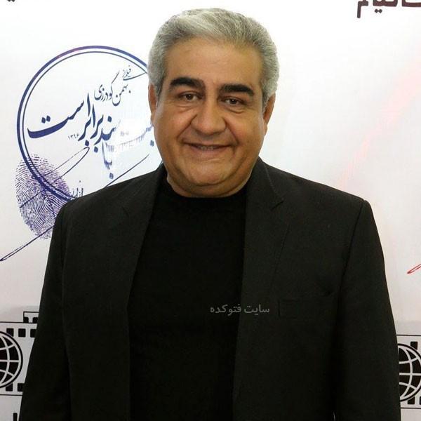 زندگینامه مجید شهریاری بازیگر و همسرش