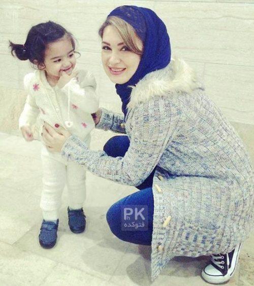 عکس مهشید حبیبی و دخترش آریسا + زندگینامه و بیوگرافی کامل
