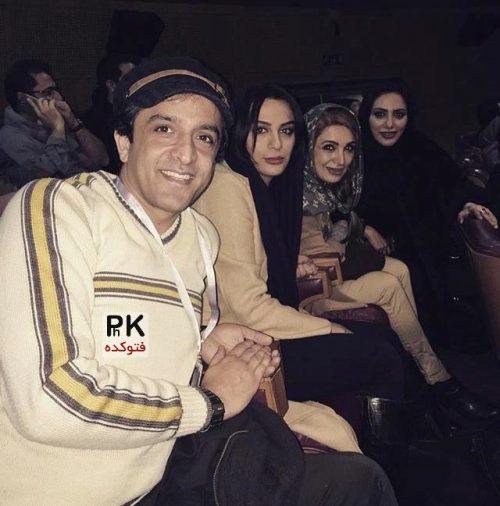 مهشید حبیبی و همسرش مجید یاسر + بیوگرافی