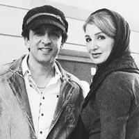 مجید یاسر و همسرش مهشید حبیبی + جریان ازدواج