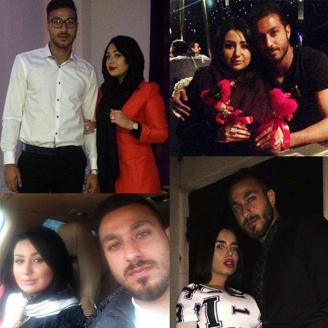 عکس سوشا مکانی و همسرانش + بیوگرافی