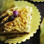 شیرینی ملکه بادام طرز تهیه با دستور العمل ساده خانگی