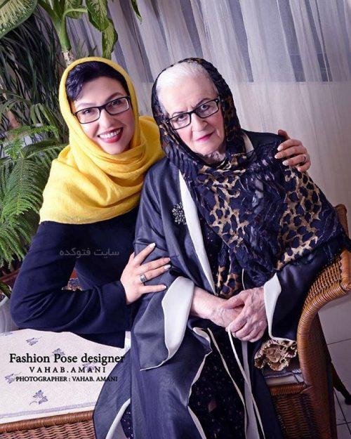 عکس ملکه رنجبر و معصومه کریمی + زندگینامه کامل