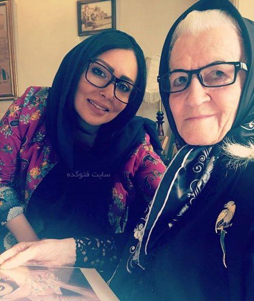 عکس ملکه رنجبر و پرستو صالحی + بیوگرافی کامل