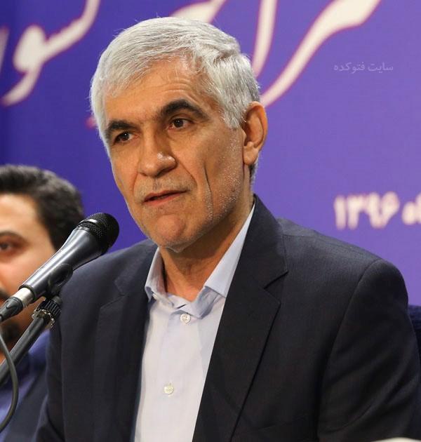بیوگرافی محمدعلی افشانی شهردار تهران