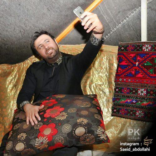 سلفی محمد علیزاده  + بیوگرافی