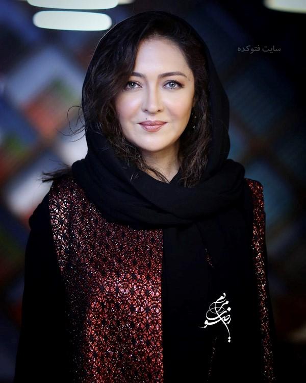 عکس نیکی کریمی بازیگران سریال ممنوعه