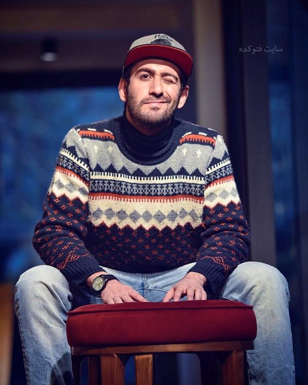 عکس نیما شعبان نژاد بازیگران سریال ممنوعه