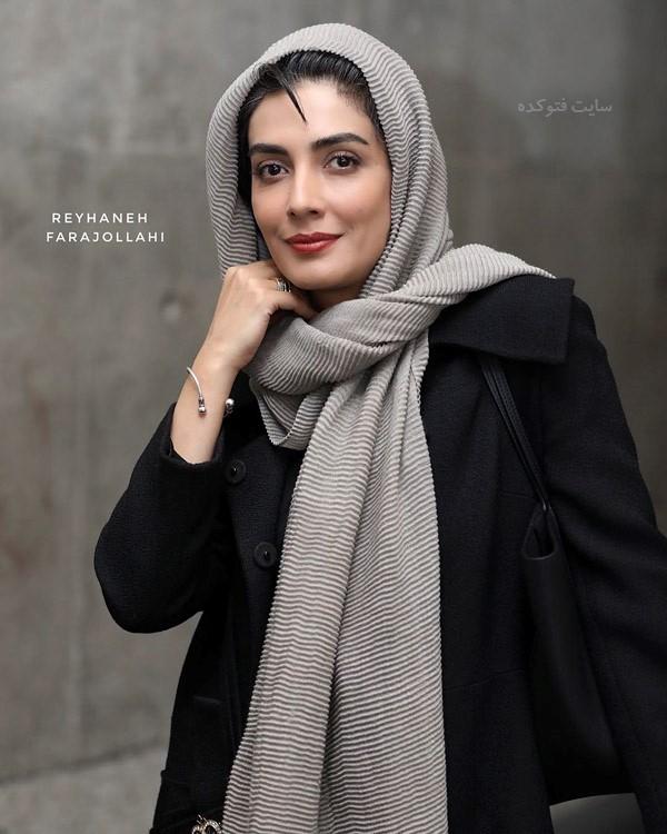 عکس لیلا زارع بازیگران سریال ممنوعه