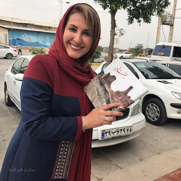 عکس فاطمه گودرزی بازیگران سریال ممنوعه